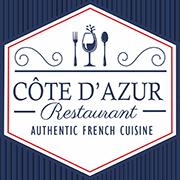 Cote D'azur Restaurant Logo
