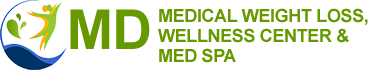 MD Medical Weight Loss, Wellness Center and Med Spa, Indianapolis Logo