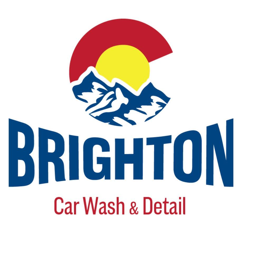 Brighton Car Wash & Detail Logo