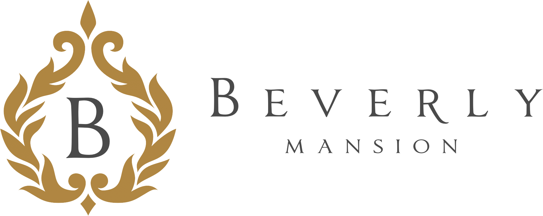 The Beverly Mansion Logo