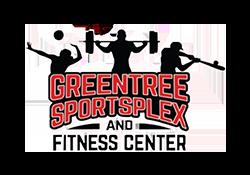 GreenTree SportsPlex and Fitness Center Logo