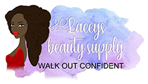 Laceys Beauty Supply Logo