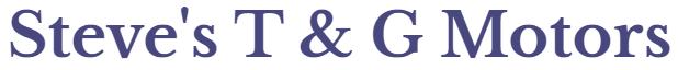 Steve's T & G Motors Logo