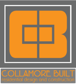 Collamore Built, Residential Design & Construction Logo