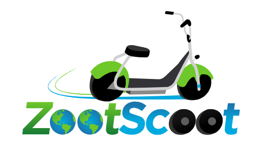 Zoot Scoot Electric Scooters Sales & Rental Logo