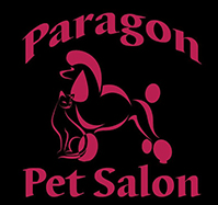 Paragon Pet Salon Logo