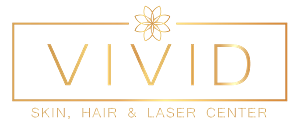 Vivid Skin, Hair & Laser Center Logo