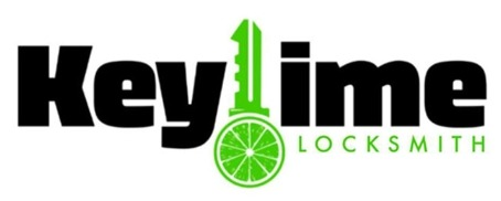 Keylime Locksmith Logo