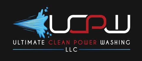 Ultimate Clean Power Washing Logo