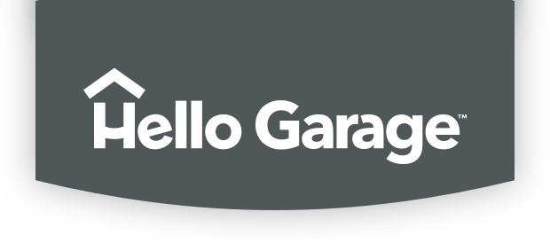 Hello Garage of Omaha Logo