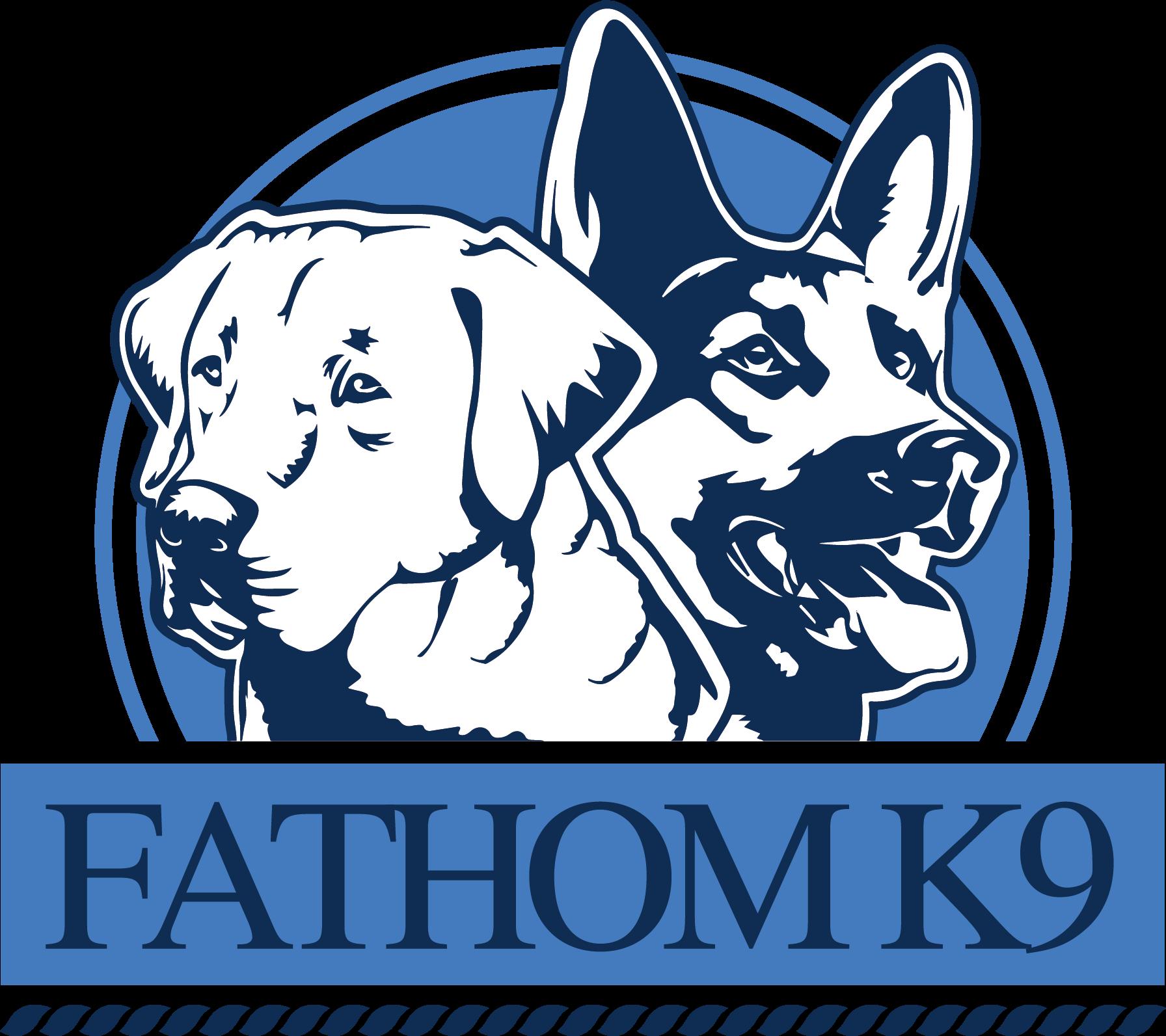 FATHOM K9 Logo