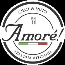 Amore! Italian Kitchen Logo