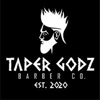 Taper Godz Barber Co. Logo