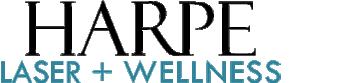 Harpe Laser + Wellness Logo