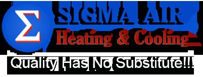 Sigma Air Heating & Cooling Logo