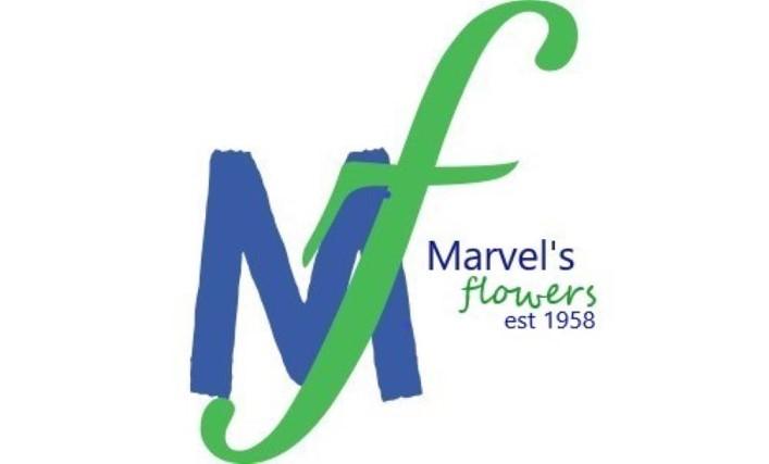 Marvel's Flowers Logo