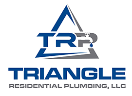 Triangle Residential Plumbing Logo