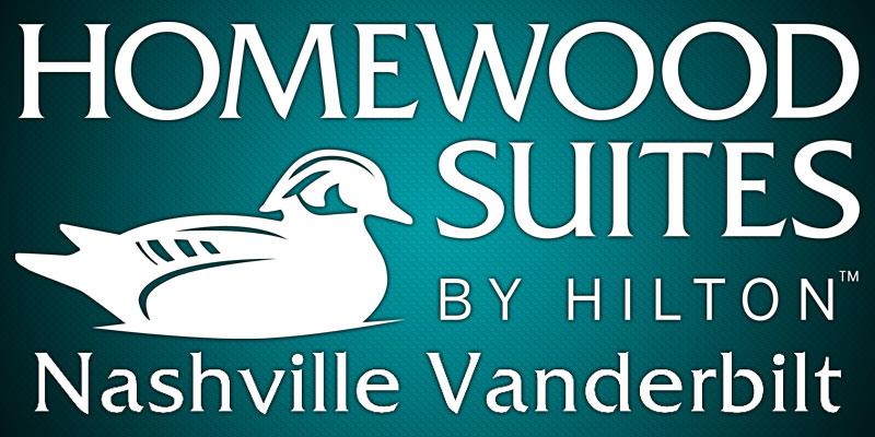 Homewood Suites by Hilton Nashville Vanderbilt Logo