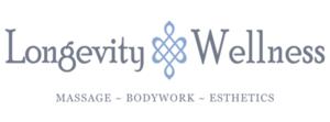 Longevity Wellness Massage, Bodyworks and Esthetics Logo