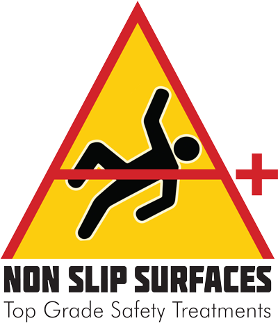 A + Non Slip Surfaces Logo