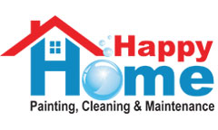 Happy Home Cleaning Maids Logo