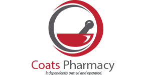 Coats Pharmacy Logo