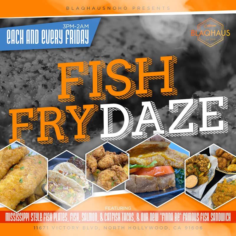 Fish Fry Daze