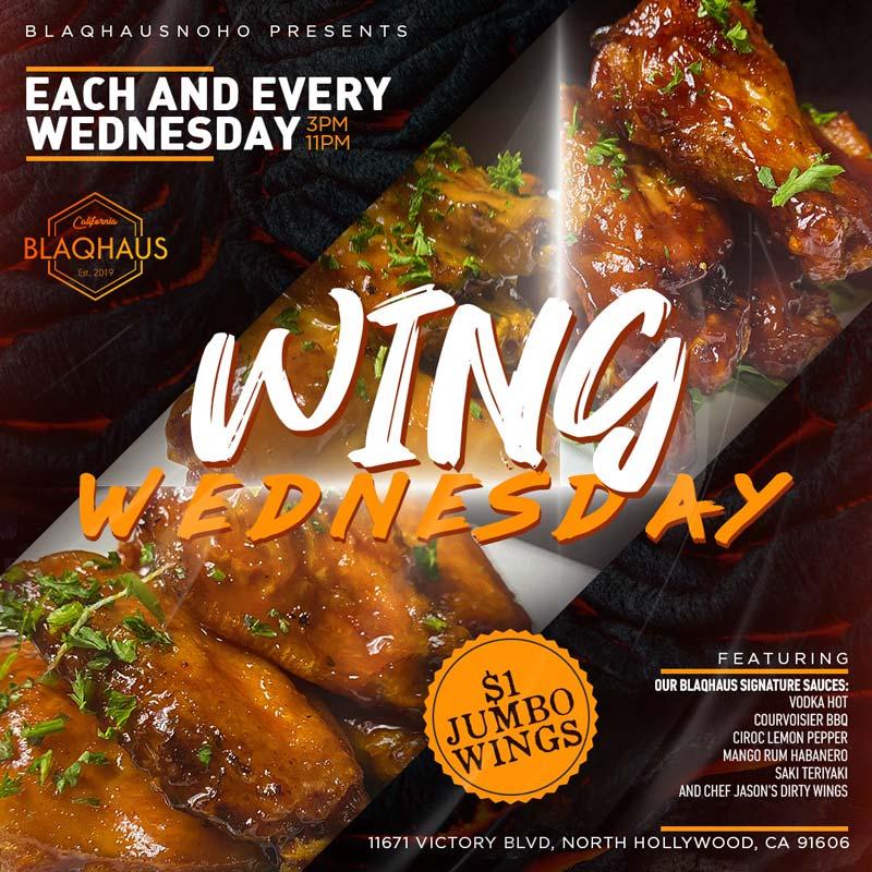 $1 Wings