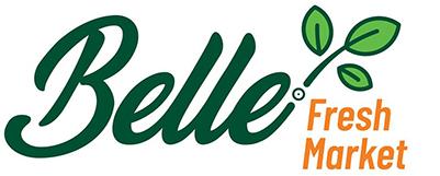 Belle Fresh Market Logo