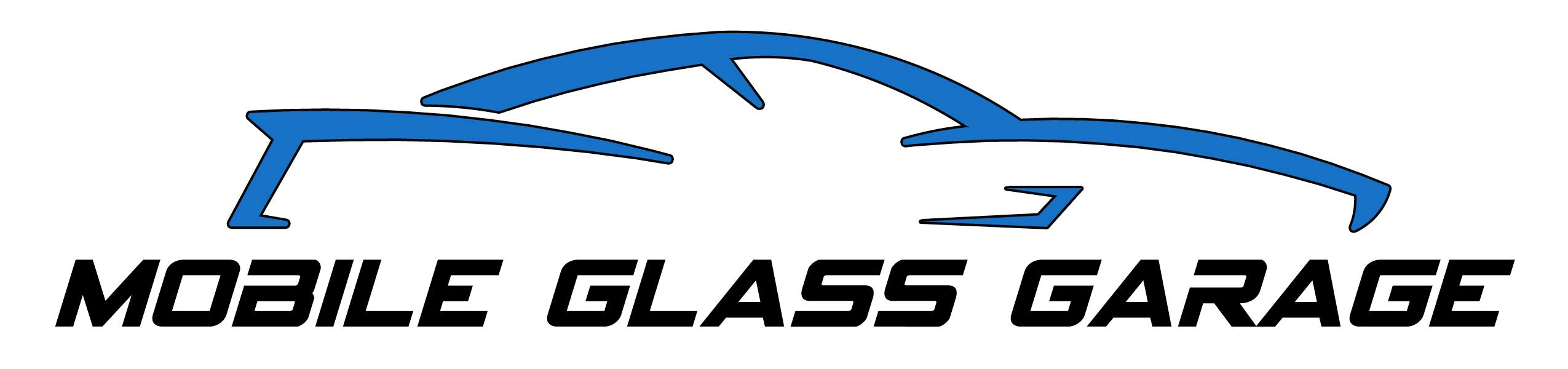 Mobile Glass Garage Logo