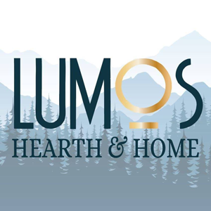 Lumos Hearth & Home Logo