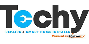 Techy - By DrPhoneFix Pembroke Pines Walmart Logo