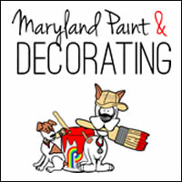 Maryland Paint & Decorating Logo