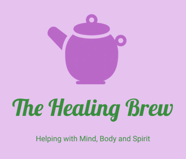 The Healing Brew, LLC Logo