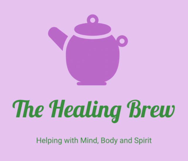 The Healing Brew, LLC Logo