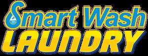 Smart Wash Laundry Logo