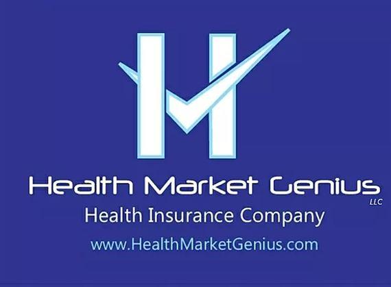 Health Market Genius, LLC Logo