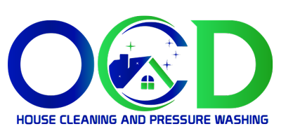 OCD House Cleaning & Pressure Washing Logo