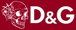 Death and Glory Skate Shop Logo