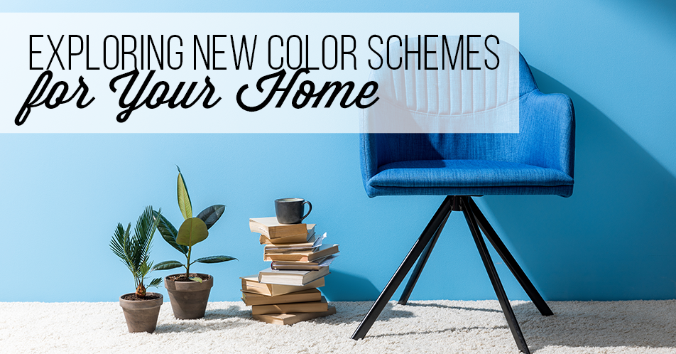 Exploring New Color Schemes for Your Home