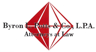 Byron L. Potts & Co., LPA Logo