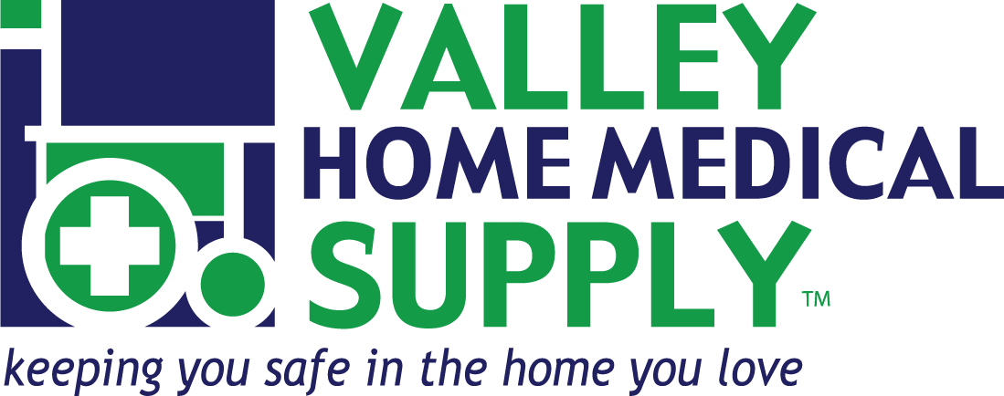 Valley Home Medical Supply Logo