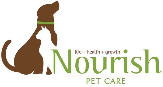 Nourish Pet Care & Cat Boarding Logo