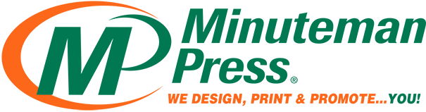 Minuteman Press Castle Rock Logo