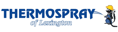 ThermoSpray of Lexington Logo