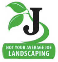 Not Your Average Joe Landscaping Logo