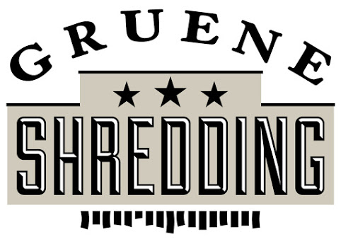 Gruene Shredding Logo