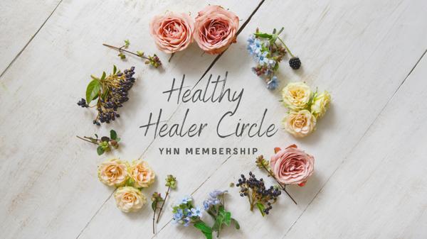 healthy healer circle