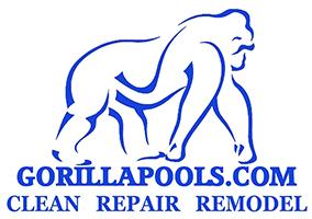 Gorilla Pool Company Logo