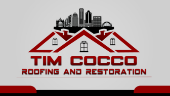 Tim Cocco Roofing & Restoration Logo